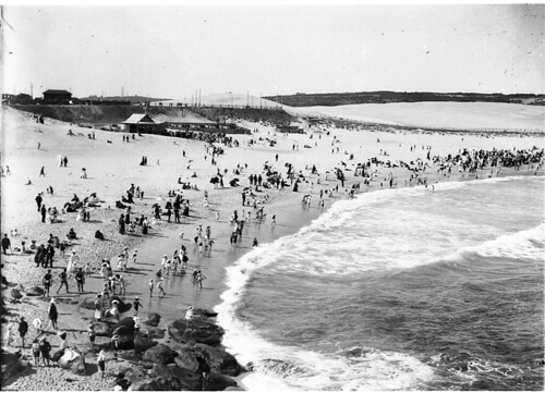 Bondi Beach / photograph by Hall & Co.