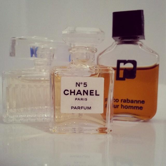 Miniature parfums