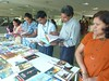 Central Library, Goa: Exhibition of books