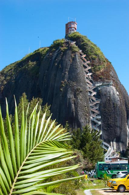 El Peñol - West of Medellin