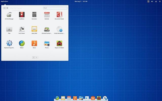 elementary OS Freya. Отличный дизайн
