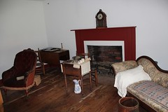 Original bedroom clock