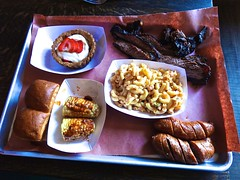 the food at Smokestack in Dogpatch San Francisco