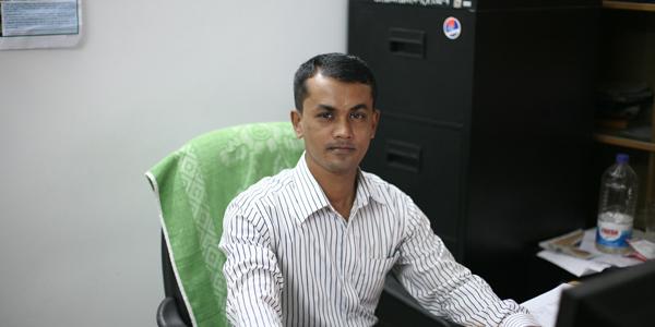 Md Masuduzzaman Sumon