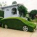 Ultimate Green Art Car