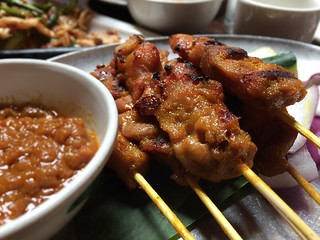 Chicken Satay, Penang