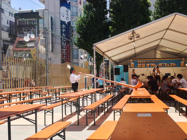 新宿オクトーバーフェスト2014