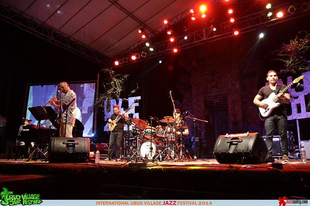 Ubud Village Jazz Festival 2014 - The GAPP Project ft Dale Barlow (3)