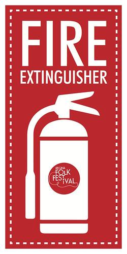 14S Fire Extinguisher