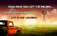 Tasja Rage is Moving!