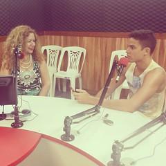 Cantor/Compositor Marcos Lessa em entrevista ao #programaCulturaeMúsica #BlogAuroradeCinemaeprogramaCulturaeMúsica