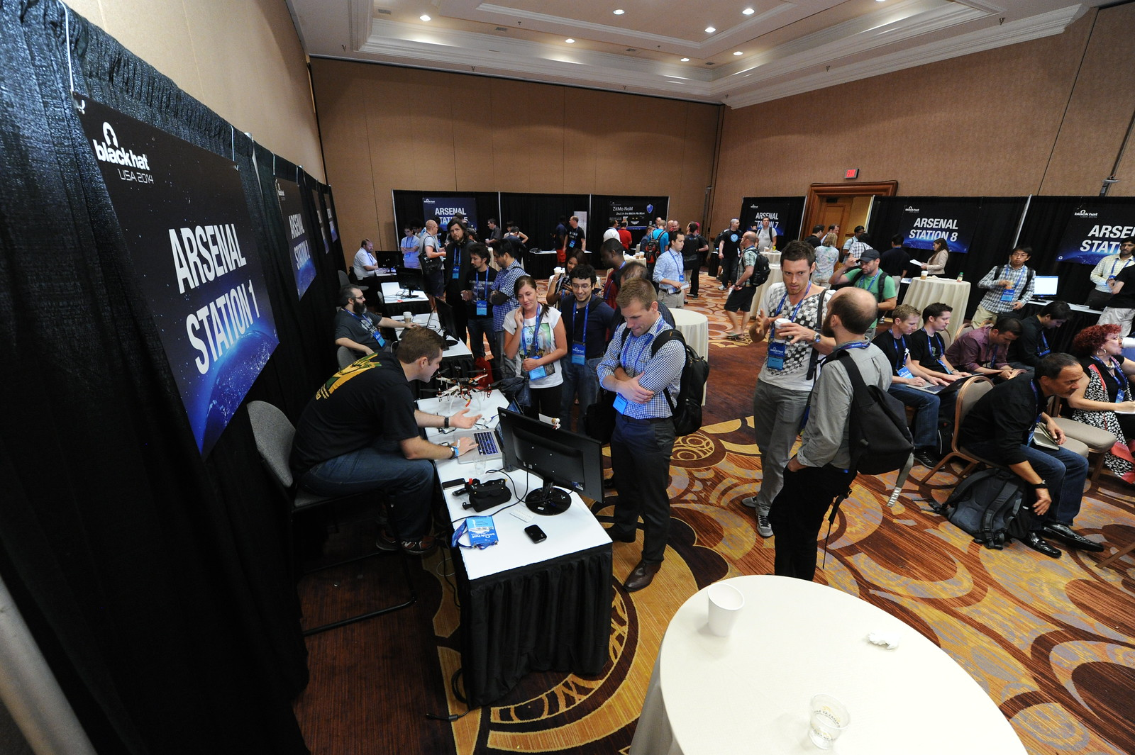 A First-Timer s Experience at Black Hat and DEFCON - The Ethical ... 863aad129ff
