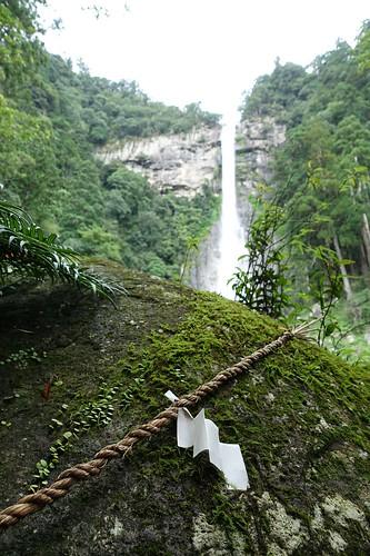 Big water fall of Nachi No.2.