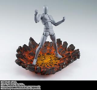 魂 熔岩炸裂特效配件 魂EFFECT IMPACT Magma Ver.