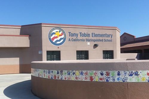 Tony Tobin Elementary - Temecula,  CA