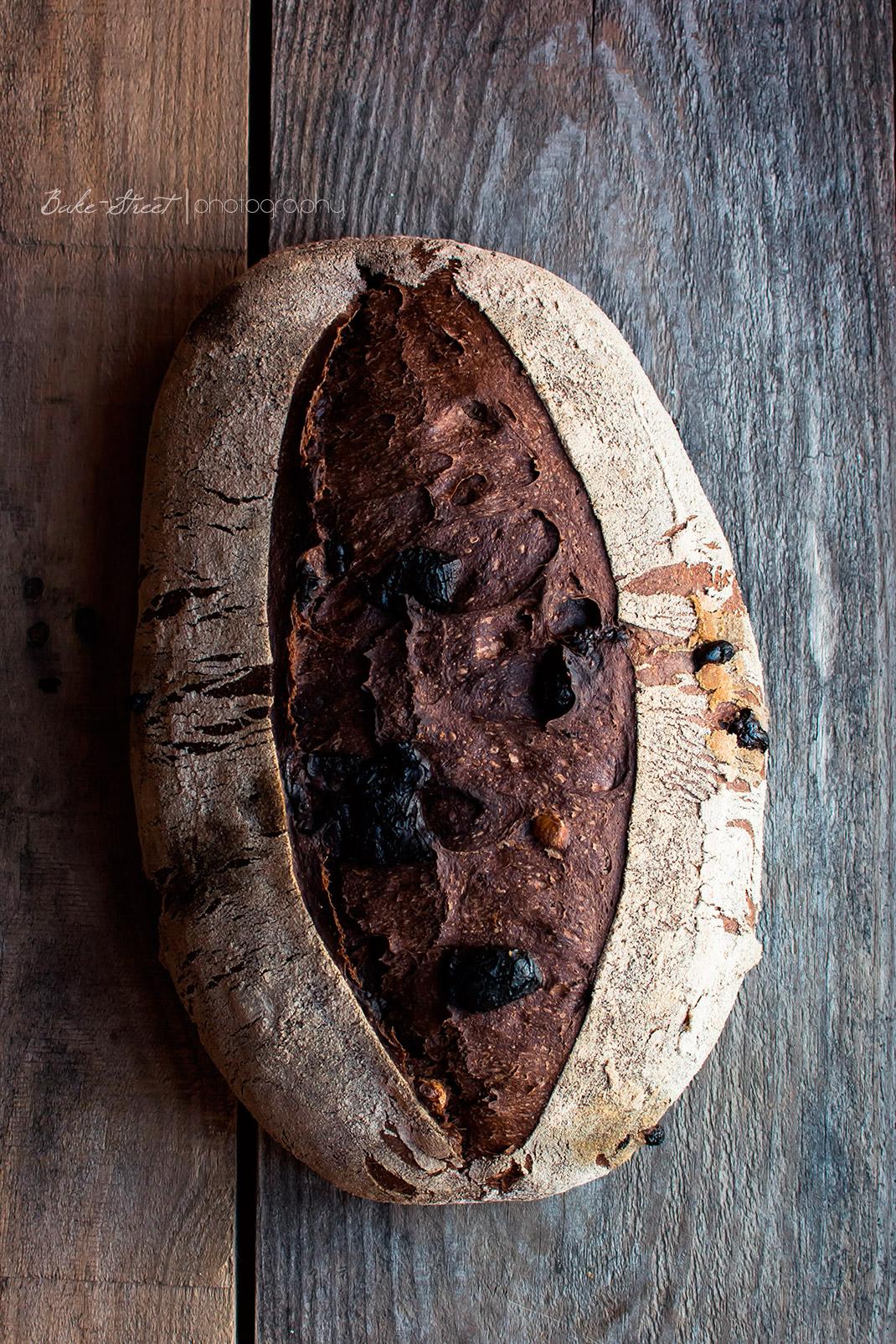 Pan de chocolate y cerveza negra