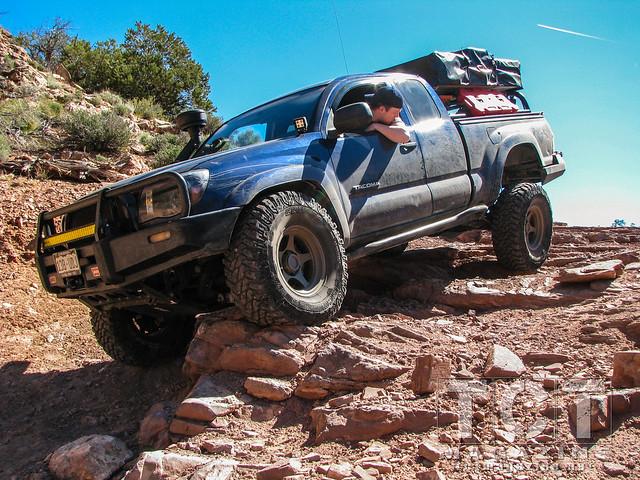 Cooper Tire Moab Toyota Tacoma