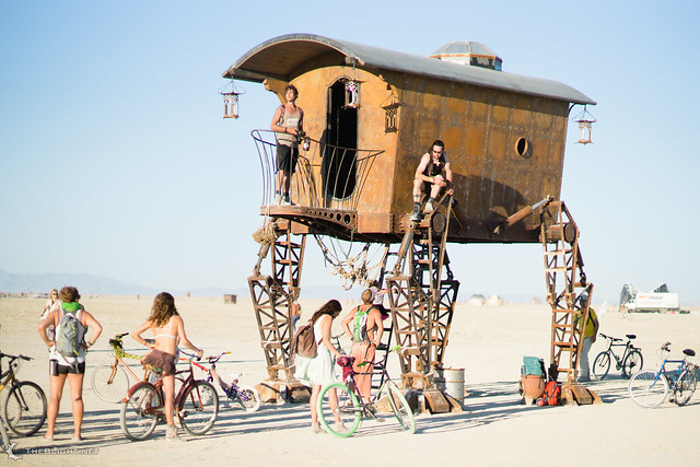 Burning Man 2014 de mr. nightshade