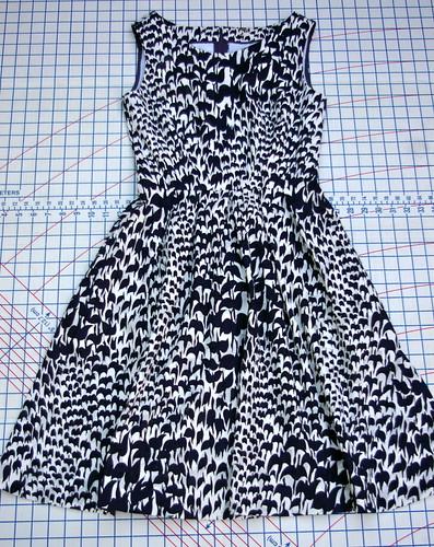 Bird Dress Details