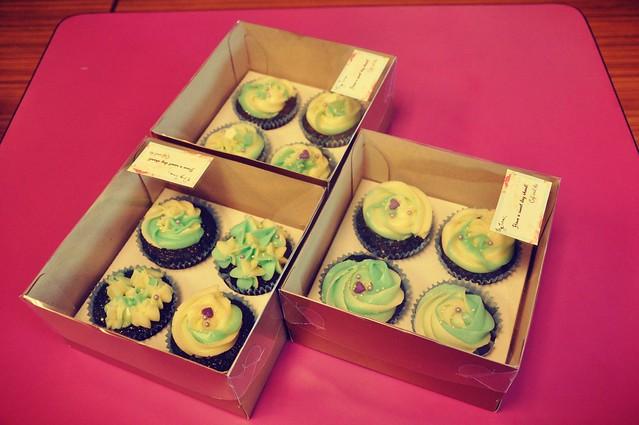 A Dozen Cupcakes
