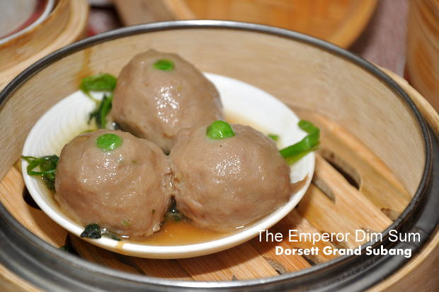 Dim Sum The Emperor Dorsett Grand Subang 16