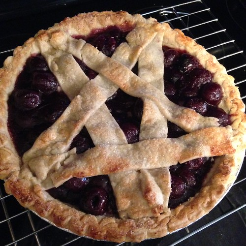 Pentagram Cherry Pie