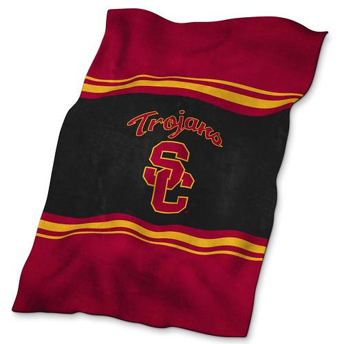 USC Trojans Ultrasoft Blanket