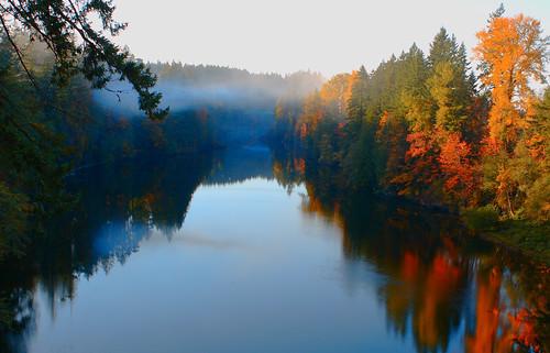 Clackamas River Ride @ Hammerle Park | West Linn | Oregon | United States