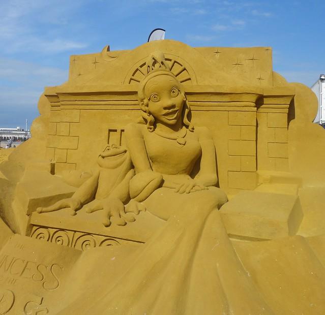 Sculpures sur sable Disney - News Touquet p.1 ! 14956660832_8a7f64c908_z