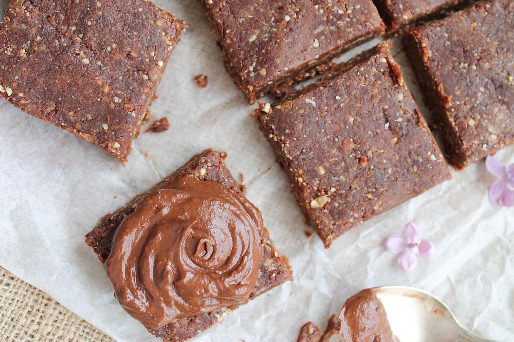 brownie cru recette