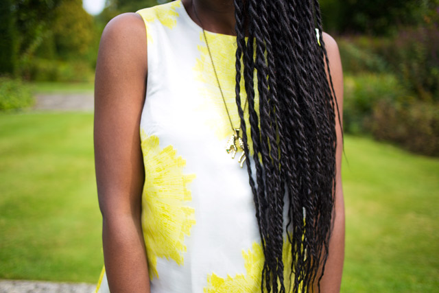 bloggers wearing senegalese twists braids natural hair