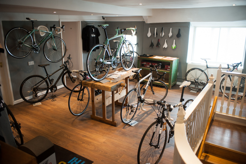 Veloton Bike Shop Tetbury