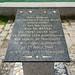 Plaque commémorative dans le port de Dieppe ©zigazou76