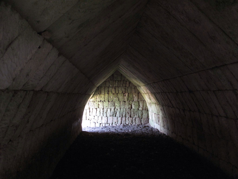reharq_Societat Històrico Arqueològica Martí i Bella_visita_Pont _cúpula ojival