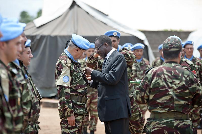 Maintien de la paix dans le monde - Les FAR en République Centrafricaine - RCA (MINUSCA) - Page 2 15049124161_757a1c1153_c
