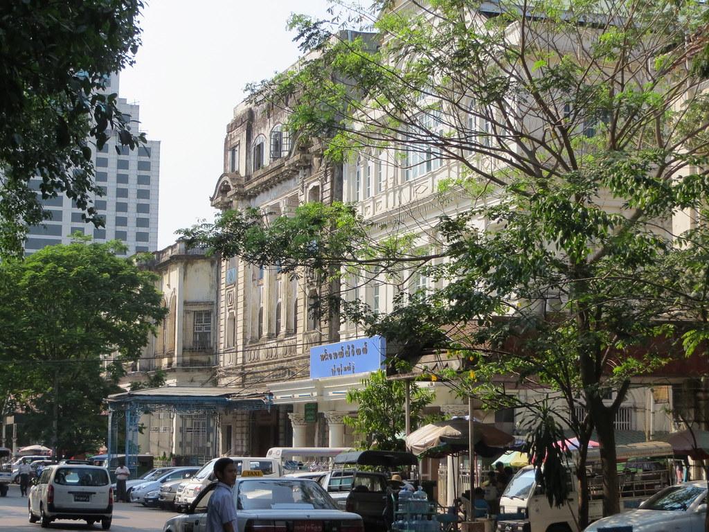 Bangkok ja Yangon 355