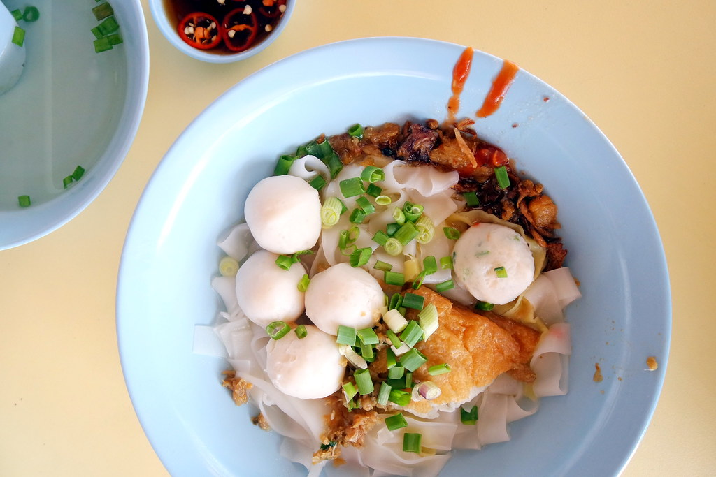 Song Kee Fishball Noodles