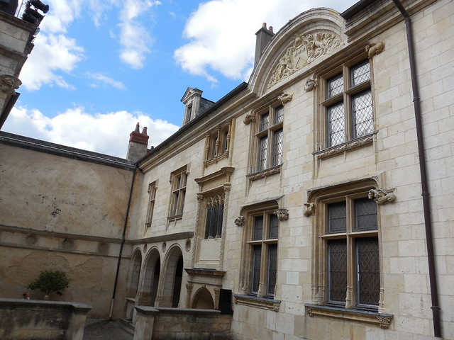 Hôtel Lallemant, Bourges.