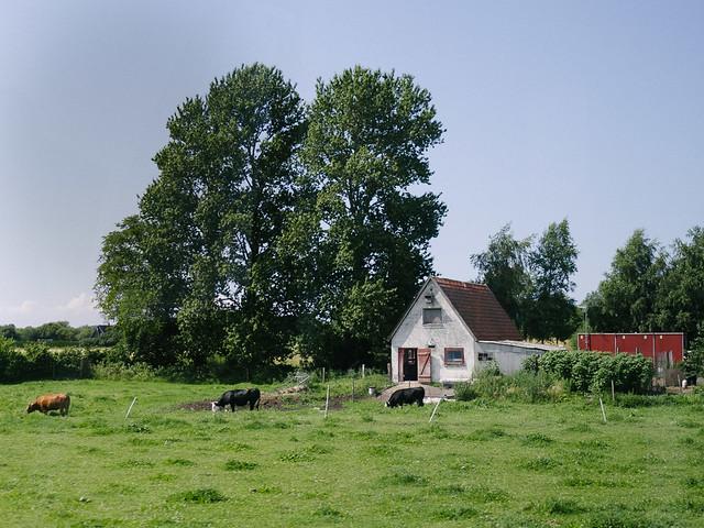Granja en el norte de Sjælland - Dinamarca