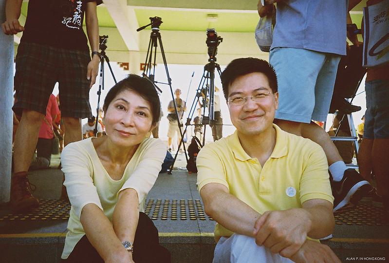 Claudia Mo + Gary Fan
