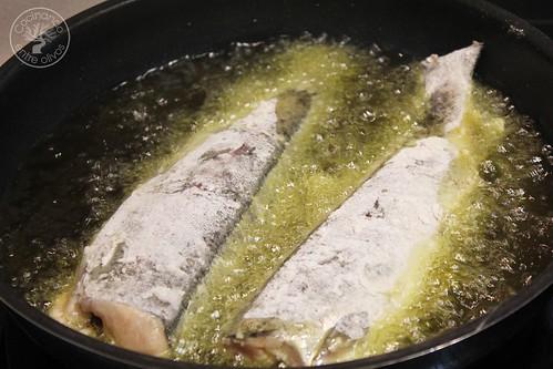 Truchas en escabeche www.cocinandoentreolivos.com (7)