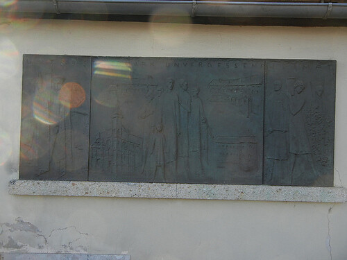 DSCN8931 _ Untersteiermark unvergessene Heimat Graz 1945, Schloßberg, Graz