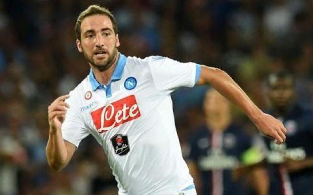 Napoli, tegola per Benitez: Higuain ko contro l'argentina