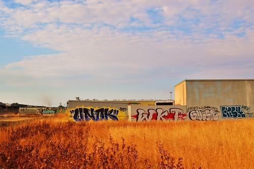 graffiti und sacramento frisk wkt undk guesn