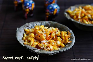 sweet-corn-sundal- coming up