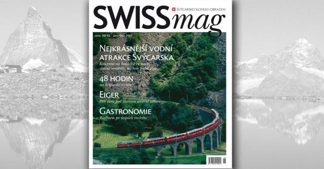 SWISSmag č. 06 - jar/leto 2012