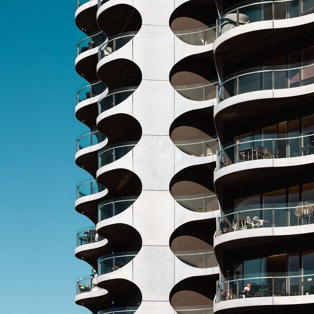 Danielsen Architects. Metropolis #9
