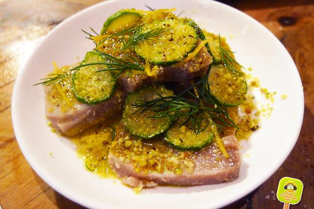 Corkbuzz - tuna conserva