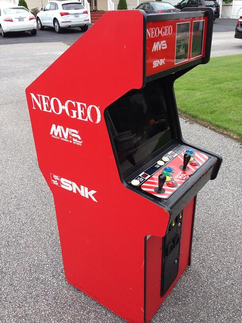 FS Game: Red Neo Geo mini (2 slot cabaret) - KLOV/VAPS Coin-op ...