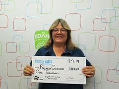 Brenda Gifford - $1,000 $200,000 Super Cashword